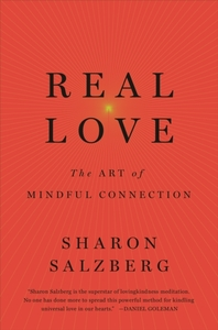 Real Love - Sharon Salzberg (Paperback) - Cover