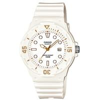 Casio Standard Collection LRW-200H Analog Watch - White