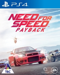 Need for Speed Payback (PS4) - Cover