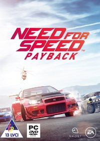 Need for Speed Payback (PC) - Cover