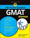 1,001 Gmat Practice Questions For Dummies - Consumer Dummies (Paperback)