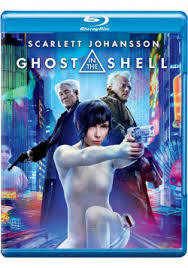 Ghost In the Shell (Blu-ray) - Cover