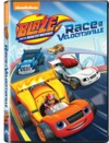 Blaze & the Monster Machines: Race Into Velocityville (DVD)