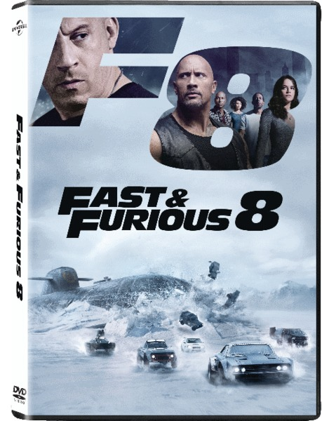 fast furious 8 dvd movies tv online raru. Black Bedroom Furniture Sets. Home Design Ideas