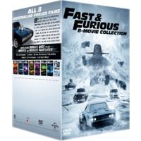 Fast & The Furious 1-8 (DVD)