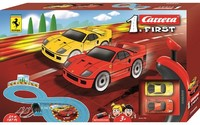 Carrera - First Ferrari Set 2.4m