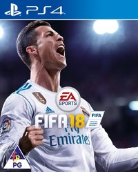 FIFA 18 (PS4) - Cover
