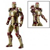 Iron Man 3 The Movie - Iron Man Mark 42 1/4 Scale Action Figure 46cm Cover