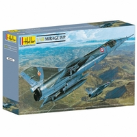 Heller 1:48 - Mirage IV P (Plastic Model Kit) - Cover