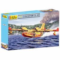 Heller - 1:72 - Canadair CL 415 (Plastic Model Kit)