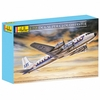 Heller 1:72 - DC6 Super Cloudmaster (Plastic Model Kit)