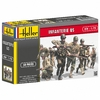 Heller 1:72 - Infanterie US (US Infantry) (Plastic Model Kit)