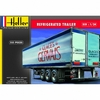 Heller - 1:24 - Refrigerated Trailer (Plastic Model Kit) Cover