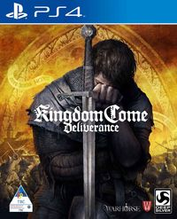 Kingdom Come: Deliverance (PS4) - Cover