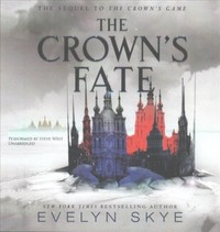 The Crown's Fate - Evelyn Skye (CD/Spoken Word) - Cover