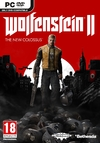 Wolfenstein II: The New Colossus (PC) Cover
