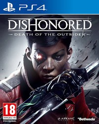 Dishonored: Death of the Outsider (PS4) - Cover