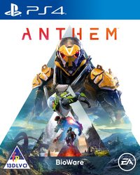 Anthem (PS4) - Cover