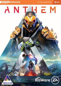 Anthem - Code in a Box (PC Download) - Cover