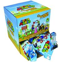 Super Mario Backpack Buddies - 24 Pieces