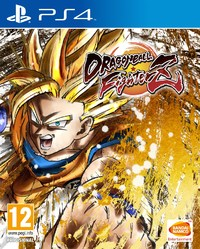 Dragon Ball FighterZ (PS4) - Cover