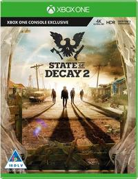 State of Decay 2 (Xbox One) - Cover