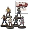The Walking Dead: All Out War - Walker Booster (Miniatures)