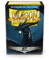 Dragon Shield - Standard Sleeves - Matte Jet (100 Sleeves)