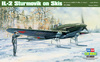 Hobbyboss - 1/32 - IL-2 Sturmovik On Skis