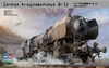 Hobbyboss - 1/72 - German Kriegslokomotive Br 52 (Plastic Model Kit)