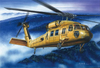 Hobbyboss - 1/72 - UH-60A Blackhawk (Plastic Model Kit)
