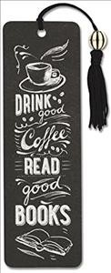 Though She Be but Little, She Is Fierce Beaded Bookmark - Inc. Peter Pauper Press (Bookmark) - Cover