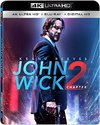 John Wick: Chapter 2 (Region A - 4K Ultra HD + Blu-Ray)
