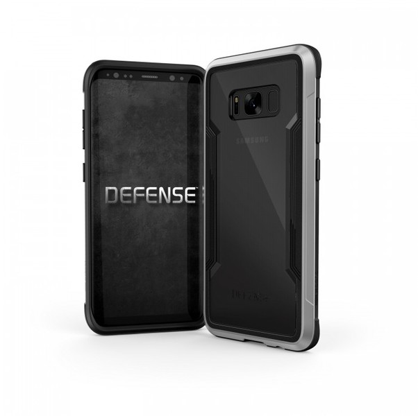 7056a2b55b9 X-Doria Defense Shield Case for Galaxy S8 Plus - Silver - Cover