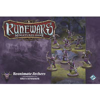 Runewars Miniatures Game - Reanimate Archers Unit Expansion (Miniatures)