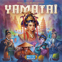 Yamatai (Board Game) - Cover