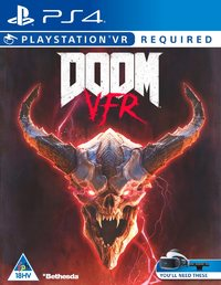 DOOM VFR (PS4) - Cover