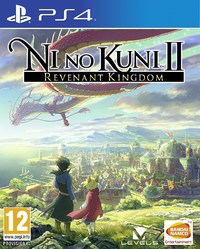 Ni No Kuni II: Revenant Kingdom (PS4) - Cover
