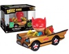 Funko Dorbz Ridez - DC Comics: Batman #66 Gold Batmobile With Batman Collectible Figure Set