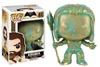 Funko Pop! Heroes - Batman V Superman: Aquaman Bronzed Patina Vinyl Figure
