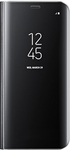 Samsung Galaxy S8 Clear View Standing Cover - Black