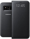 Samsung Galaxy S8 LED View Cover - Black