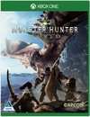 Monster Hunter World (Xbox One) Cover