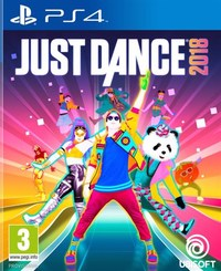 Just Dance 2018 (PS4) - Cover