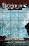 Pathfinder Map Pack: Frozen Sites (Role Playing Game)