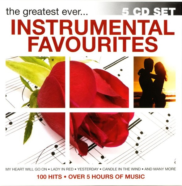 Various Artists - Greatest Ever Instrumental