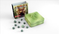 Dungeons & Dragons - Tomb of Annihilation Dice Set (Role Playing Game) - Cover