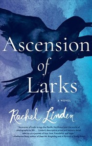 Ascension of Larks - Rachel Linden (CD/Spoken Word) - Cover