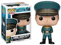 Funko Pop! Movies - Valerian: Commander Arun Fititt Vinyl Figure