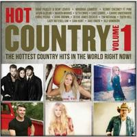 Various Artists - Hot Country Vol 1 (CD)